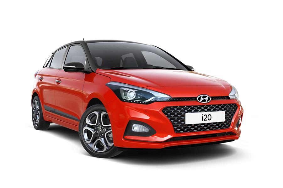 Hyundai i 20 or similar